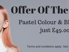 Rosie's review on the new Pastel Colours