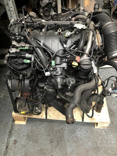 Citroen C5 ENGINE 2.0 Hdi (DW10BTED4) RHR Diesel 2007 100K