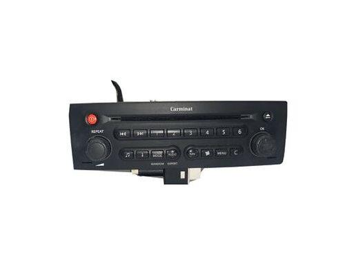 Renault Scenic II Radio Cd Player Sat Nav with Radio Code 8200484424