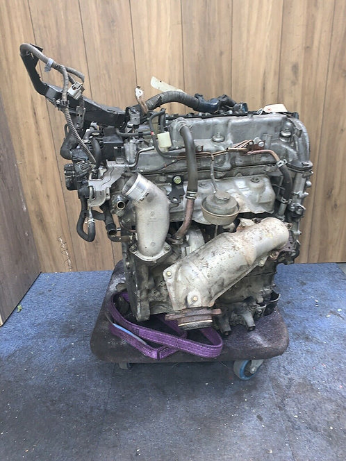 Honda CIVIC MK8 2.2 I-CDTI N22A2 ENGINE Bare 106K