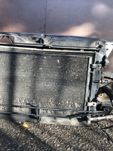 2006 Audi A4 B7 2.0 Tdi Bre Radiator + housing + Fan (Cooling System)