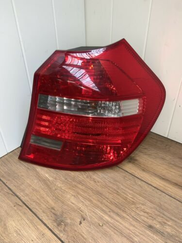 BMW 1 Series 2007 To 2009 5 Door Hatchback Right Rear Drivers Offside Tail Light