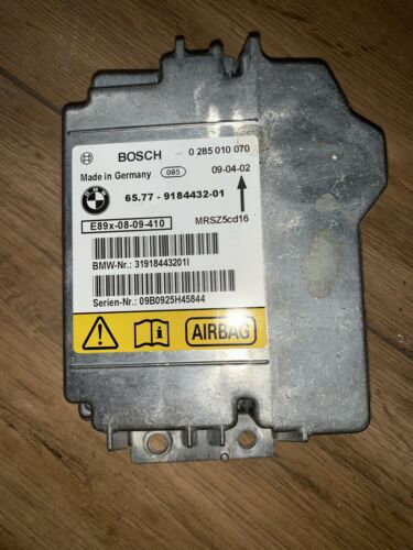 BMW 1 3 SERIES E81 E82 E87 E88 04-11 E90 E91 E92 E93 5-11 AIR / BAG MODULE