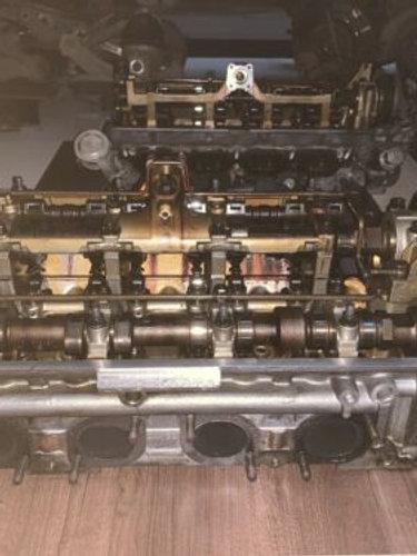 Cylinder Head Complete With Camshaft Left for BMW 6er E64 645Ci 03-07 751686009