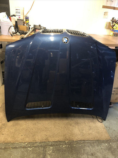 2003 BMW X5 E53 BONNET IN BLUE 364/5