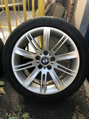 "BMW 6 Series E63/E64 18"" Inch Alloy Wheel With Tyre 10Spoke 245/40r18  275/40/18"
