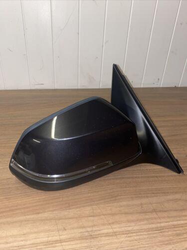 BMW 7 Series 2014 F01 OS Driver Side Door Mirror Folding F01524049931P A90
