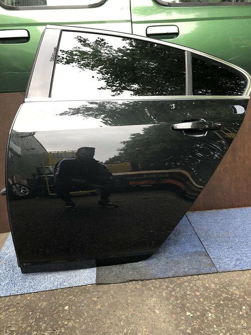 2010 Vauxhall INSIGNIA 5 DOOR NEARSIDE REAR PASSENGER DOOR N/S LEFT Shaded Windo