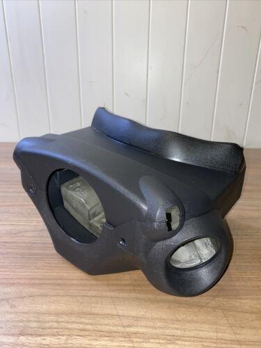 Vauxhall Corsa 06-14 Steering Wheel Cowling Top & Bottom 13205061 & 13205062