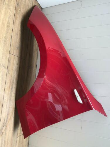 Front Wing Panel Passenger A61 Karmesin Red 7133227 BMW E81 E82 E87 E88 1 series