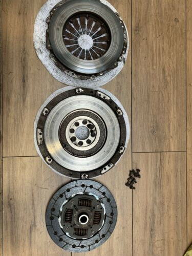Vauxhall 2011 CORSA D SOLID FLYWHEEL WITH FREE CLUTCH / 1.3 CDTI (A13DTC)