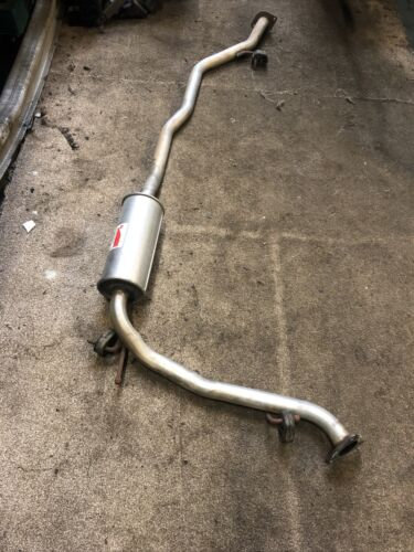 Honda JAZZ MK2 1.2i 1.4i 8V Hatchback 2001-2008 Exhaust Middle Silencer