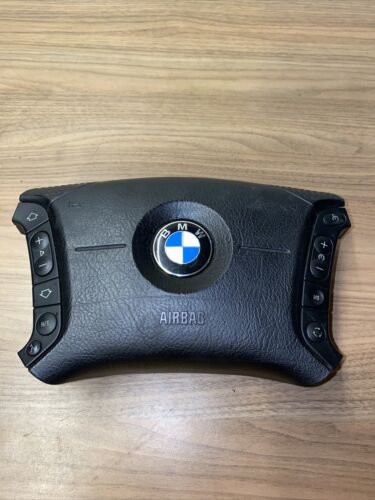 BMW X3 E83 2.0D STEERING WHEEL AIRBAG WITH CONTROLS BUTTONS 3400440