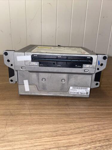 2014 BMW 7 SERIES F01 RADIO/ CD PLAYER UNIT 936576401