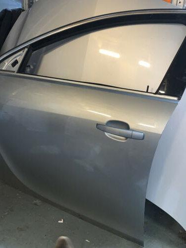 Vauxhall INSIGNIA 2015 NSF FRONT LEFT PASSANGER SIDE BARE DOOR Z179 COLOUR