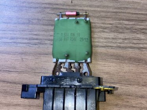 2012  Vauxhall CORSA 5 DR HB HEATER MOTOR BLOWER FAN RELAY RESISTOR A51003600