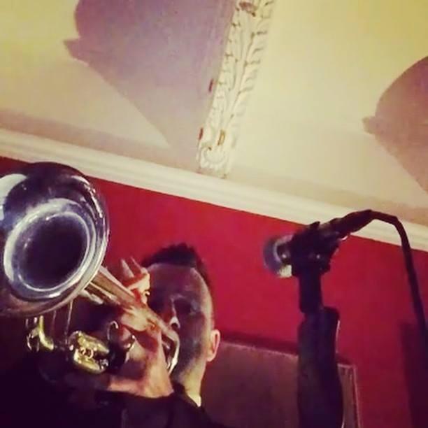 Trumpet cam!