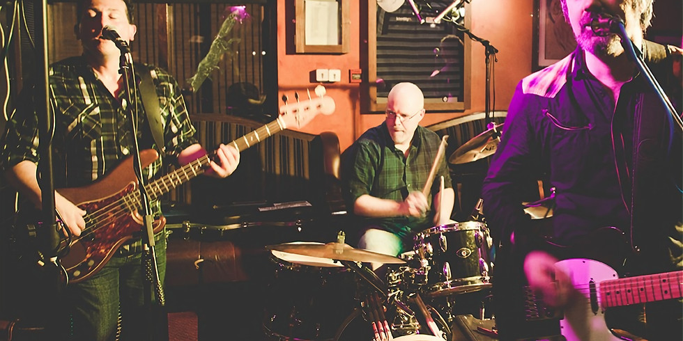 The Whole Hog Trio live in Muldowney's, Rathcoole