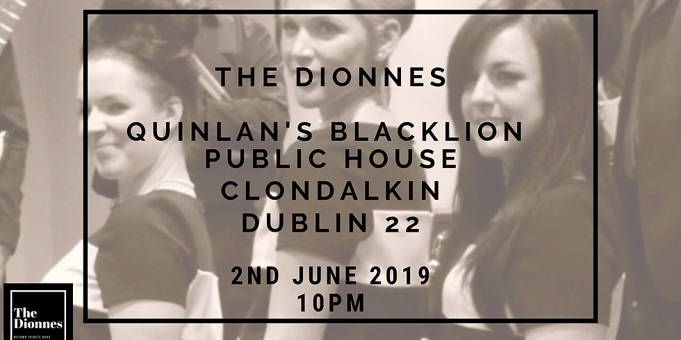 Bank Holiday Sunday with The Dionnes, Live at Quinlans