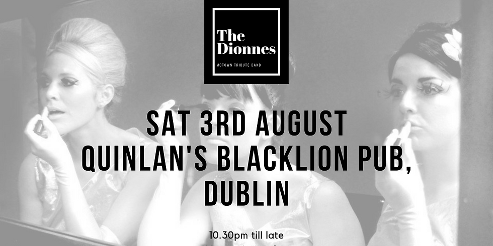 The Dionnes Live at Quinlans