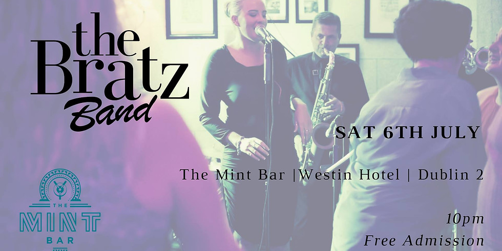 The Bratz Band live in The Mint Bar