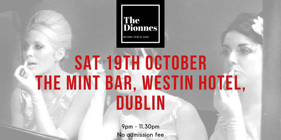 The Dionnes live in The Mint Bar