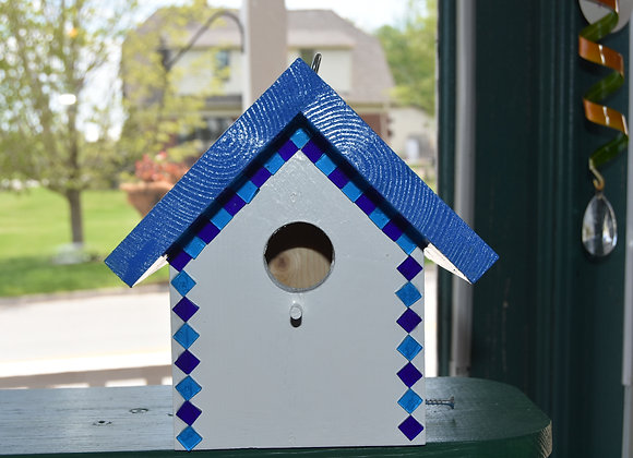 One of a Kind Bird Houses