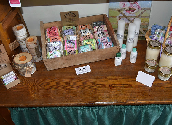 The Antler Shed Homemade Soaps
