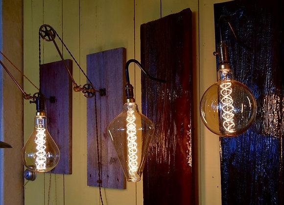 Unique Edison-Style Lights