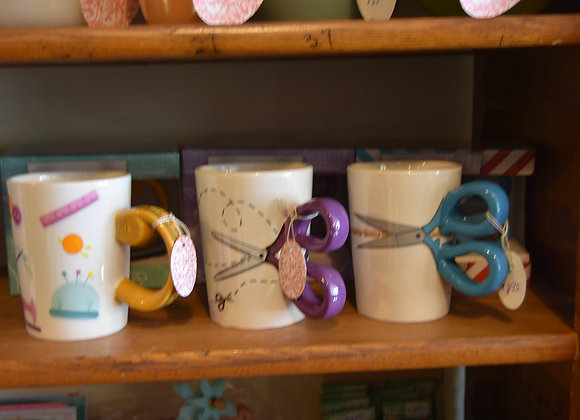 Mugs for Quilters and Sewers