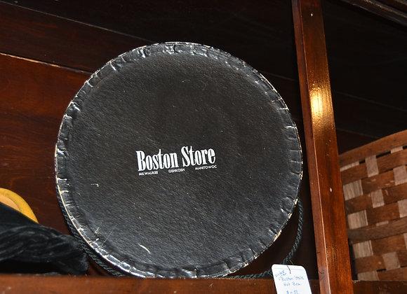 Boston Store Hat Box