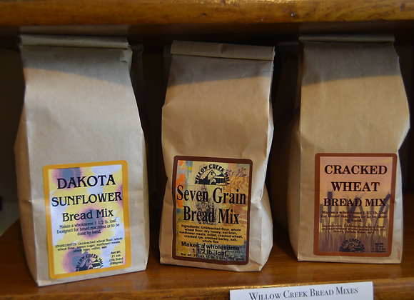 Willow Creek Mill Baking Mixes