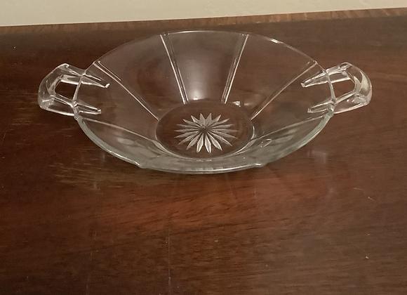 Heisey Glass Nut Dish