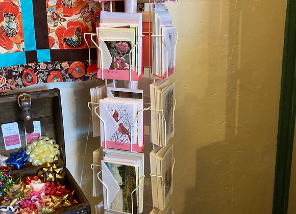 Greeting Cards, Gift Wrap, Bows