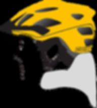 casco_naranja-bici_airbag_on.png