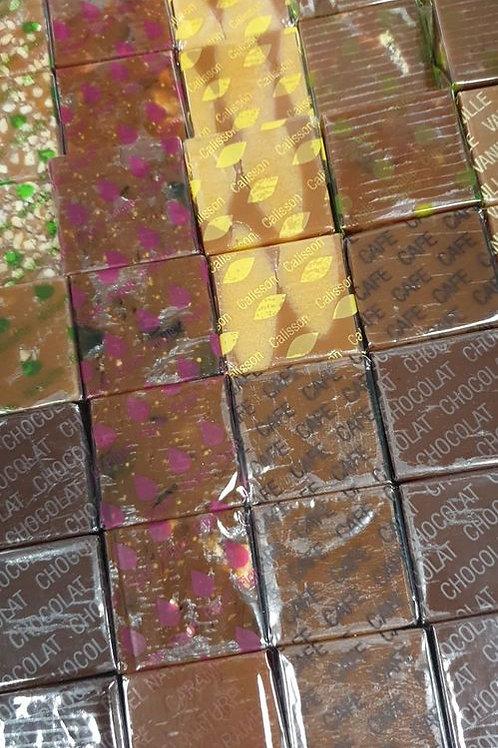 Bouchée de caramel