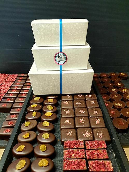 Ballotin chocolats fins 1kg