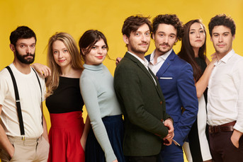 La troupe (distribution 2019).