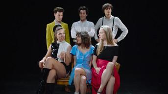 La troupe (distribution 2020).