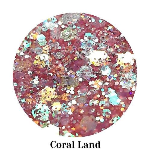 Coral Land Acrylic Powder 20g