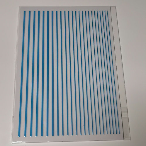 Flexible Striping Tape - Neon Blue