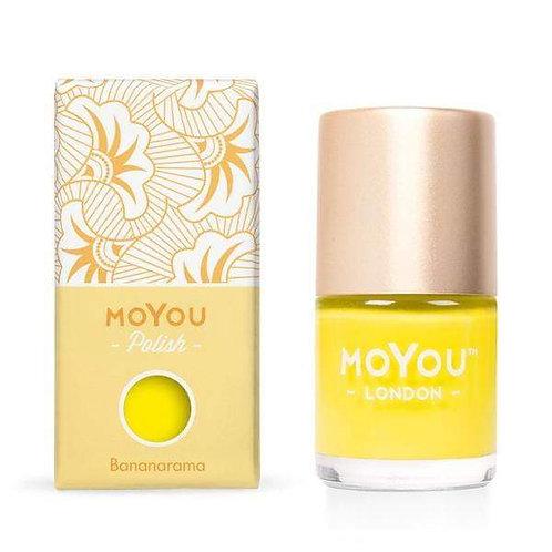 MoYou Premium Stamping Polish-Bananarama
