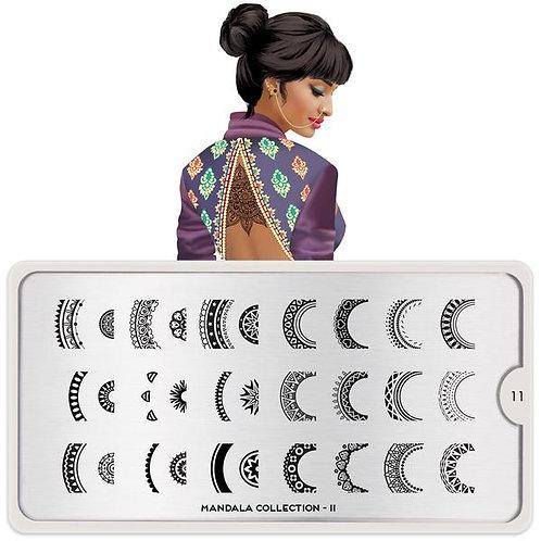 MoYou Stamping Plate- Mandala 11