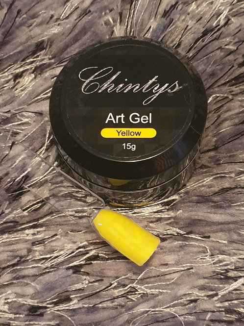 Art Gel Yellow 15g