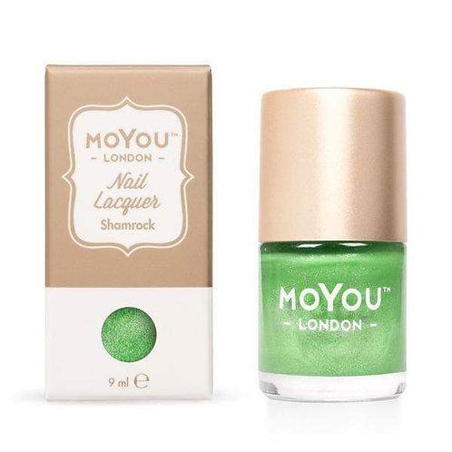 MoYou Premium Stamping Polish-Shamrock