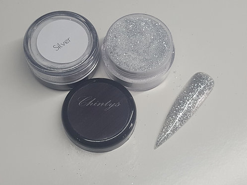 Silver Acrylic Powder