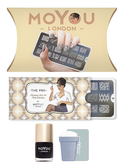 MoYou Stamping Kit - The Pro