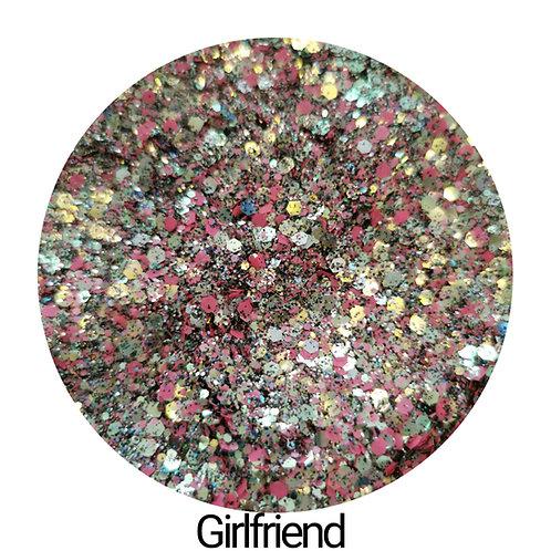 Girlfriend Glitter Pot