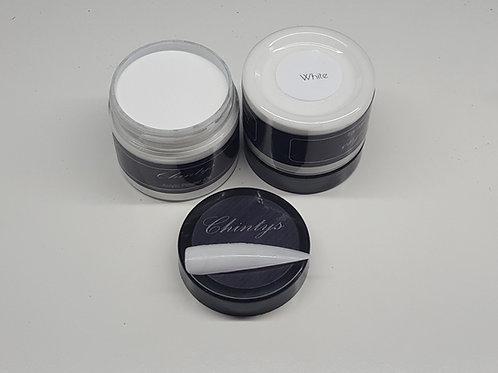 White 45g Acrylic Powder