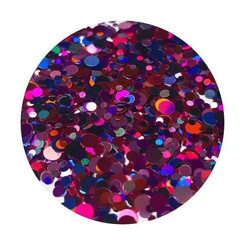 Berries Glitters Pot
